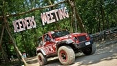 Jeepers Meeting 2016, un successo