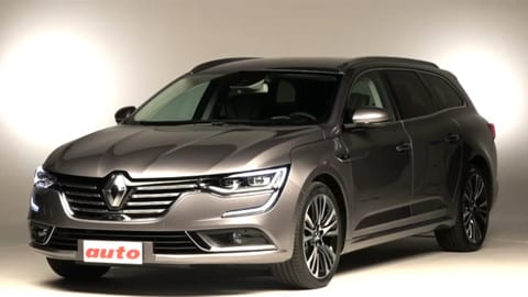 "Renault Talisman Sporter, la prova della ""grandeur"" francese"