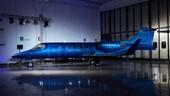 """Garage Italia Customs Learjet31 """"Nel blu dipinto di blu"""""""