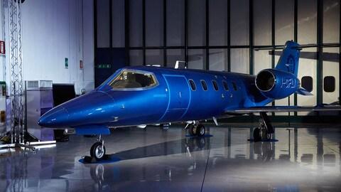 Garage Italia Customs Learjet31