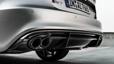 Audi RS6 Avant e RS7 Sportback, arriva lo scarico Akrapovic