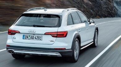 """Audi A4 Allroad, primo contatto: l'integrale """"predittiva"""""""