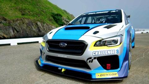 Subaru WRX STi, giro record a Man a 203 orari di media