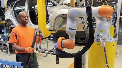 Ford e i Co-Bot
