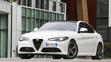 Alfa Romeo Giulia, a listino il 2.0 Turbo da 200 CV