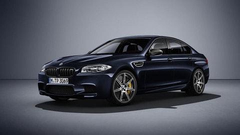 BMW M5 Competition Edition, solo per pochi