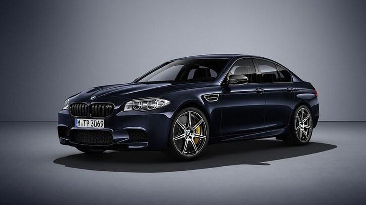 BMW M5 Competition Edition, ancor più esclusiva