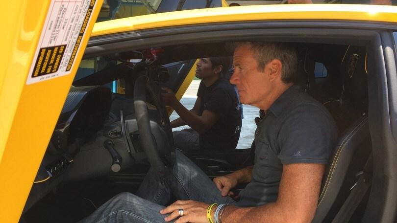 Jimmy and Cars episodio 2: Lamborghini Aventador Superveloce