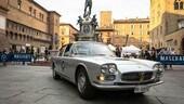 Maserati partecipa al restauro nel Nettuno di Bologna