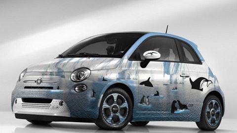 Garage Italia Customs e due specialissime Fiat 500 elettrica