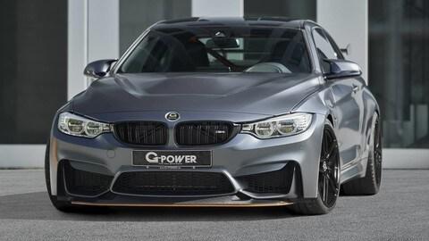 BMW M4 GTS il tuning di G-Power