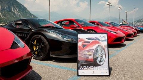 Cars and coffee lugano 2016: foto