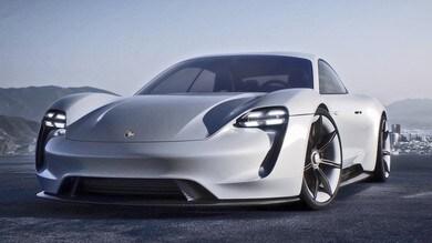 Porsche Mission E, la supercar elettrica che muove l'economia