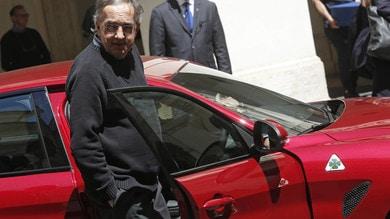 Marchionne: Alfa Giulia e Maserati Levante vanno bene
