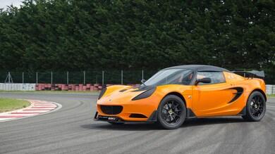 Lotus Elise Race 250 pronta per la pista