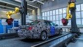 Nuova Serie 5, BMW svela il prototipo