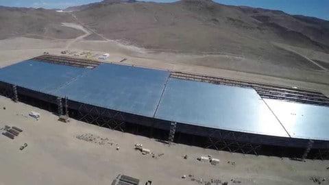 Tesla, la Gigafactory è quasi pronta: foto