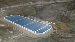 Tesla Gigafactory, il robot da 5 miliardi che si autocostruisce