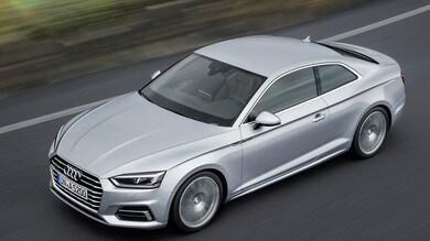 Audi A5, taglio netto col passato: primo contatto