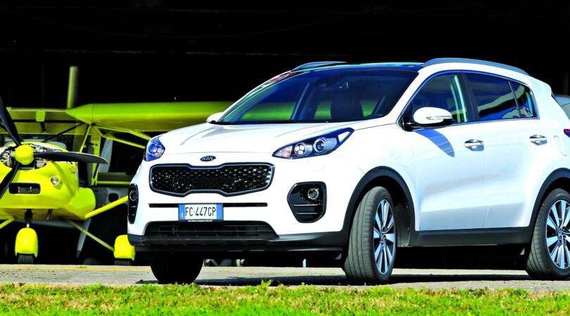 Kia Sportage, ambizioni ad alta quota: la prova