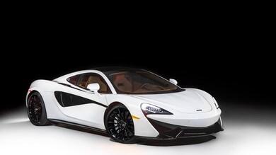 McLaren 570GT by MSO: guardo il cielo con un dito