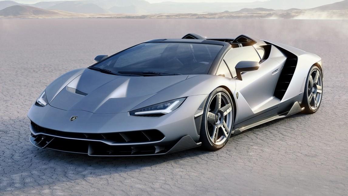 Lamborghini Centenario Roadster: foto