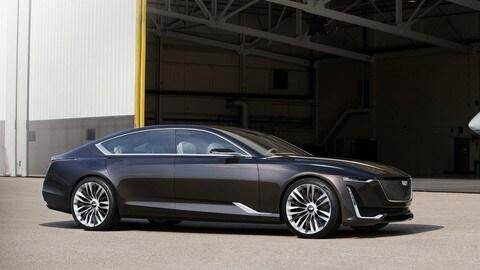Escala introduce il domani di Cadillac