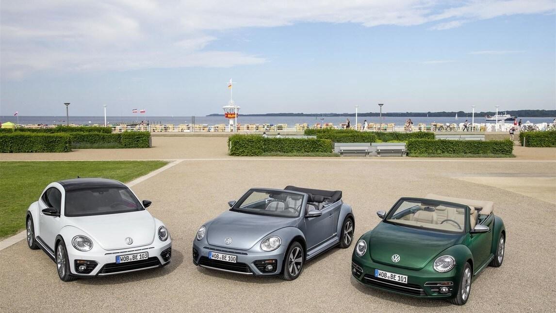Volkswagen Maggiolino m.y. 2017: foto