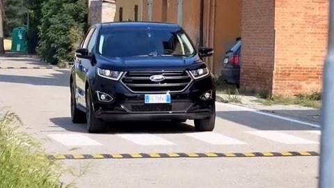 Ford Edge, la video prova del 2.0 TDCi 210 cv Sport