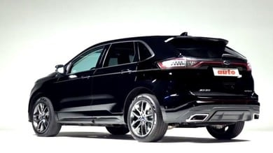 Ford Edge Sport, la video prova del Suv