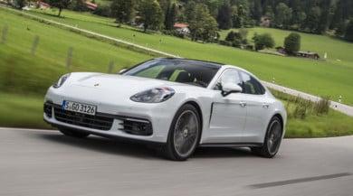 Porsche Panamera, ammiraglia con ambizioni da coupé: primo contatto