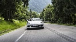Porsche Panamera 4S diesel: foto