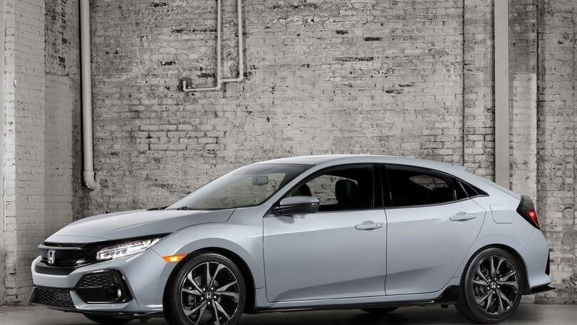 Mercato, gli americani più soddisfatti di Honda che Audi
