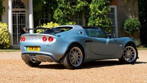 Lotus Elise 250 Special Edition: foto e prezzo
