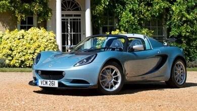 Lotus Elise 250 Special Edition, freccia in carbonio