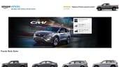 Nasce Amazon Vehicles, il garage online