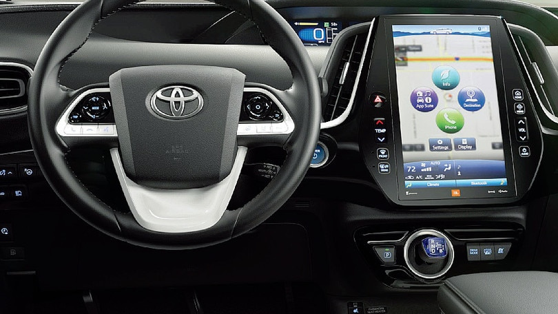 Toyota prepara l'auto che riconosce che cosa mangi