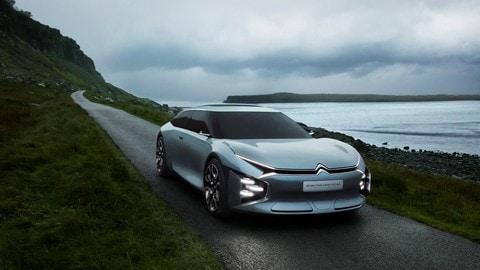 Citroen CXperience concept: foto