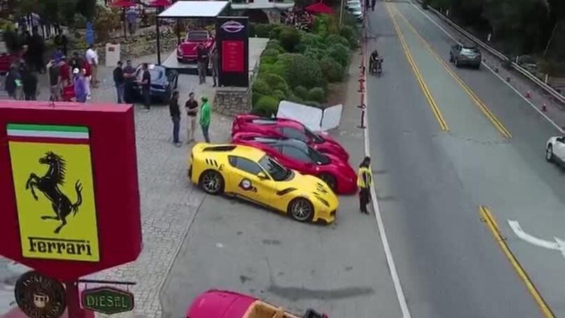 Ferrari al Concorso d'Eleganza di Pebble Beach