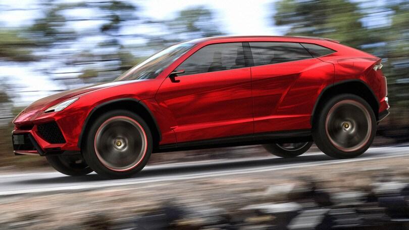 Lamborghini: col Suv Urus raddoppieremo le vendite