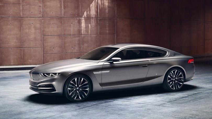 BMW Serie 7, nel 2019 la maxi coupè?