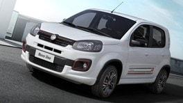 Fiat Uno 2017, in Brasile il restyling dell'utilitaria eterna