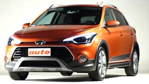 Hyundai i20 Active, per tutte le occasioni