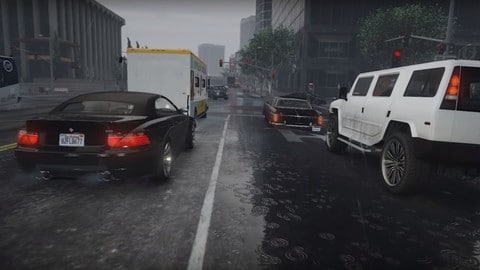 """Guida autonoma, le auto imparano """"giocando"""" a GTA V"""