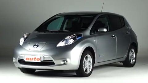 Nissan Leaf, mai più ansia da autonomia