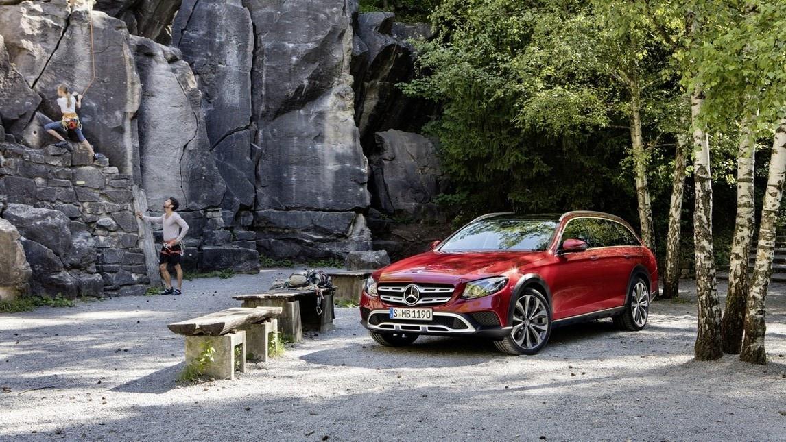Mercedes Classe E All-Terrain: foto
