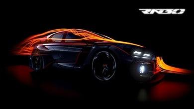 Hyundai RN30 N Concept, spirito corsaiolo