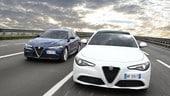 Alfa Giulia, i pneumatici di primo equipaggiamento sono Goodyear