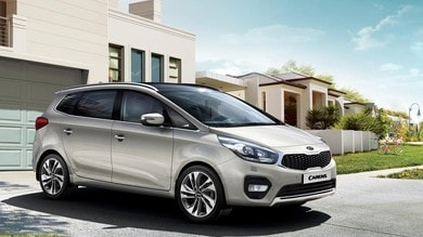 Kia Carens restyling 2017, ecco come cambia