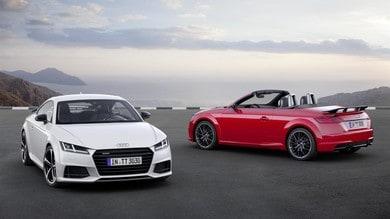 Audi TT S line competition, ancora più sportiva